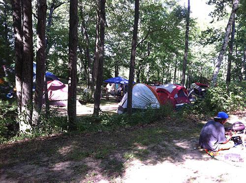 Black river campground falls wi ncn