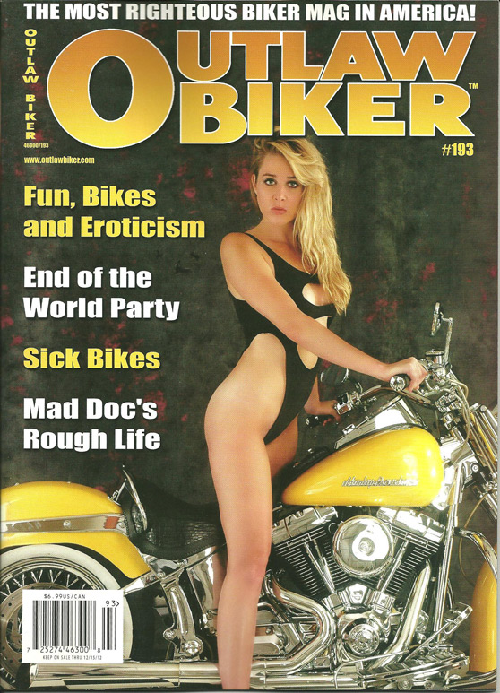 Outlaw Biker Cover